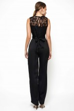 TFNC Nyra Black Jumpsuit