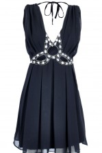 TFNC Cambria Embellished Dress