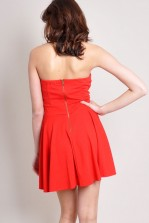 TFNC Halo Bandeau Dress