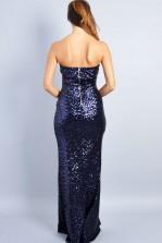 TFNC Nori Sequin Maxi Dress