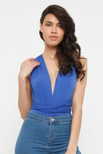 TFNC Jane Multiway Blue Bodysuit