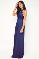 TFNC Madison Navy Maxi Dress