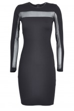 TFNC Pheline Body Con Dress