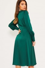 TFNC Wanaka Jade Green Midi Dress