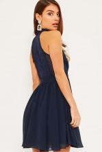 TFNC Katidja Navy Mini Dress