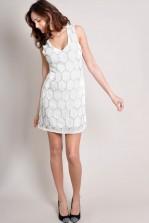 TFNC Mia V Embellished Dress