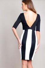 TFNC Dan Stripe Dress
