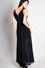 TFNC Bea Embellished Maxi Dress