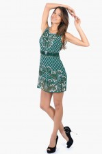 TFNC Rosemary Embellished Dress