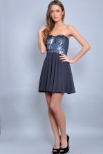 TFNC Chatai Bandeau Dress