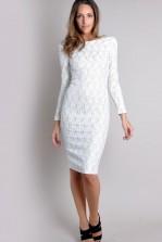 TFNC Jackie Body Con Lace Dress