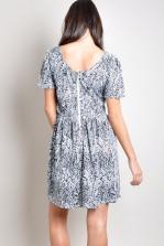 TFNC Ashley Print Dress