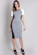TFNC Zora Body Con Dress
