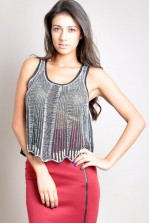TFNC Bella Embellished Top