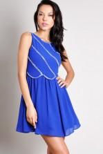 TFNC Deenia Embellished Dress