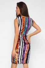 TFNC Sarahi Multi Wrap Dress
