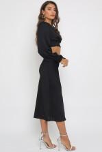 TFNC Thessa Black Skirt