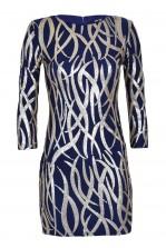 TFNC Neva Sequin Dress