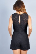 TFNC Kelly Lace Playsuit