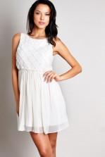 TFNC Deshan Embellished Dress
