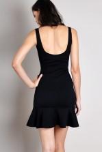 TFNC Samantha Textured Dress