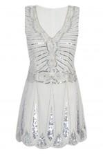 TFNC Stacy Embellished Dress
