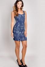 TFNC Bebe Embellished Dress