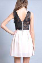 TFNC Demona Lace Dress