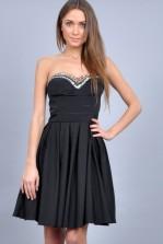 TFNC Zoe Bandeau Dress