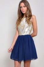 TFNC Franky Embellished Dress