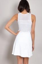 TFNC Snow Textured Dress