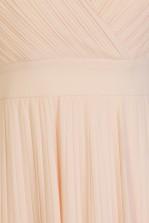 TFNC Esme Maxi Nude Dress