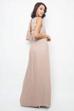 TFNC Camden Mink Maxi Dress