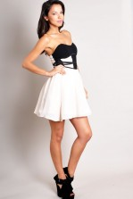 TFNC Micey Bandeau Prom Dress