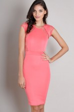 TFNC Martha Midi Body Con Dress