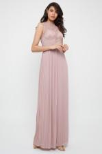 TFNC Naira Pale Mauve Maxi Dress