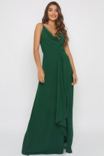 TFNC Ryan Jade Green Maxi Dress