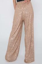TFNC Sade Rose Gold Pants