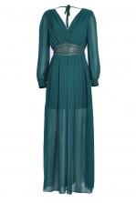 TFNC Iris Maxi Wrap Dress