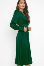 TFNC Wanaka Jade Green Midi Dress