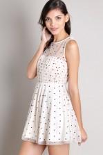 TFNC Dotty Prom Dress