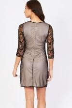 Lace & Beads Aaliyah Embellished Dress