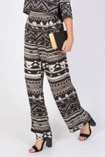 TFNC Zinia Print Trousers