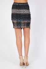TFNC Tali Wrap Skirt