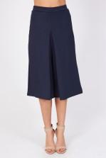 TFNC Jupe Navy Culottes Shorts