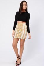 TFNC Abbigail Mini Skirt