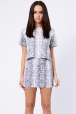 TFNC Amanda Mini skirt