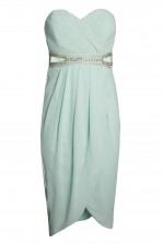 TFNC Catalina Mint Midi Dress