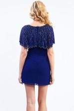 TFNC Jodie Blue Dress