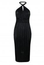 TFNC Elham Multi Way Black Midi Dress